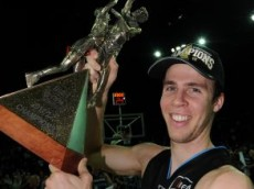 tom-abercrombie nbl finals trophy
