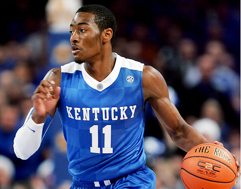 john wall kentucky