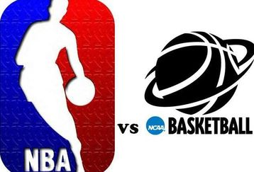 ncaa vs nba