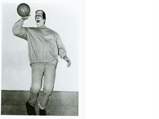 herman munster basketball