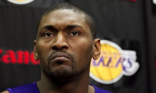 ron artest mad