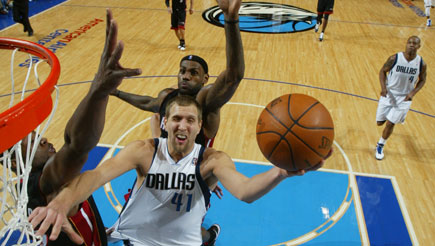 lebron blocking dirk