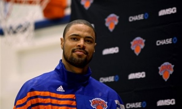 tyson chandler knicks