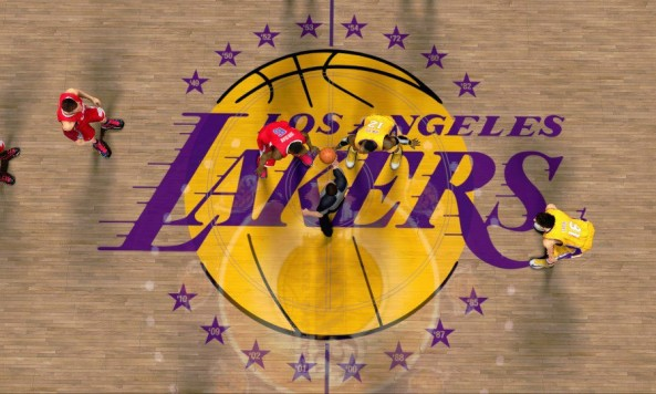 nba 2k13 lakers