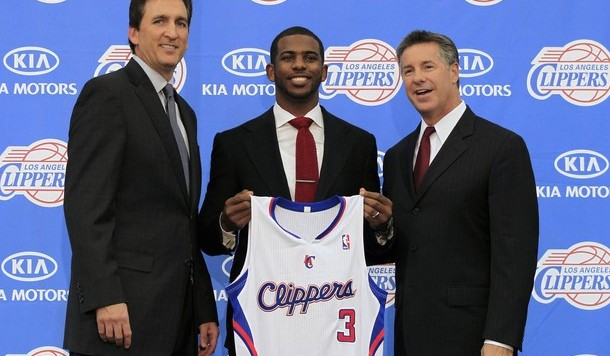 chris paul  vinny del negro