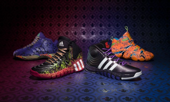 adidas 2014 nba all-star game shoes