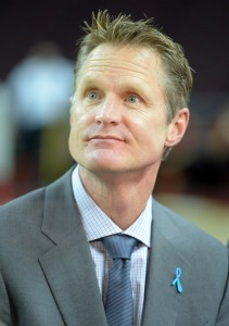steve kerr deer in the headlights