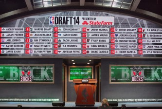 2014 NBA Draft Board First Round