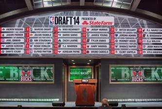 2014 NBA Draft Board First Round