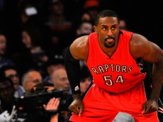 nba bench rankings - toronto raptor's patrick patterson