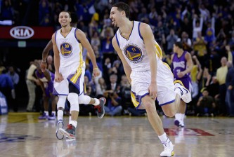 Klay Thompson Record Breaking Third Quarter Video
