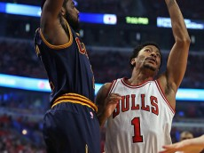 derrick rose & kyrie irving