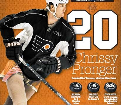 chrissypronger