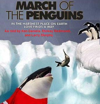 marchofthepenguinsposter