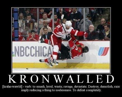 Kronwalled