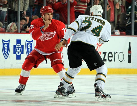 tootoo vs nystrom