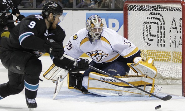 preds vs sharks ben margot ap