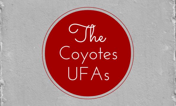 Coyotes UFA's