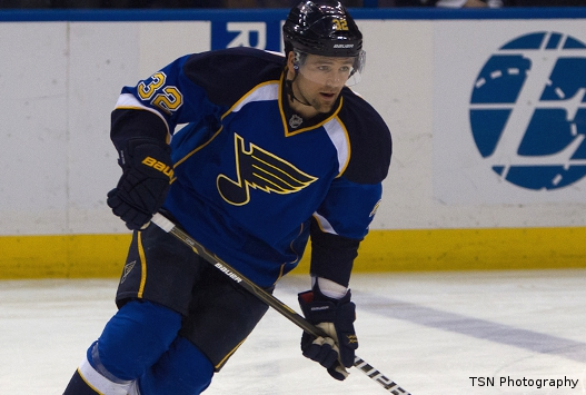 Chris Porter - St. Louis Blues