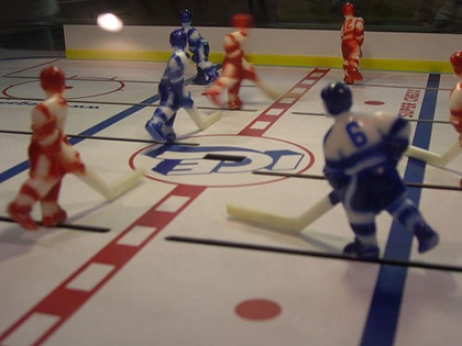 bubble-hockey