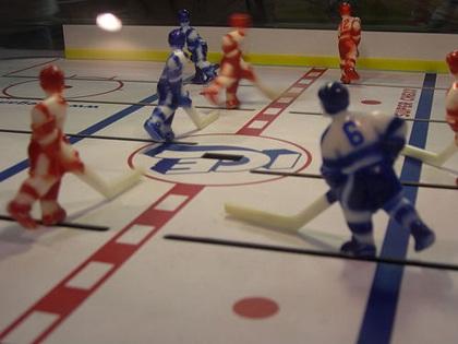 bubble-hockey
