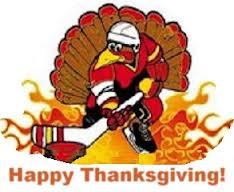 Hockey turkey