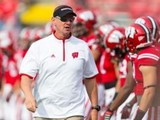 NCAA Football: Bowling Green at Wisconsin