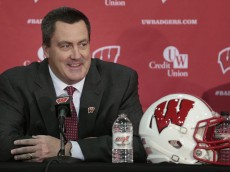 Wisconsin-Chryst Football