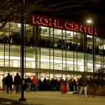 MADISON, WI - DECEMBER 03: The Kohl Center is shown before a game between the Duke Blue Devils and the Wisconsin Badgers at Kohl Center on December 03, 2014 in Madison, Wisconsin. (Photo by Mike McGinnis/Getty Images)