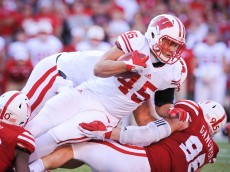 LINCOLN, NE - OCTOBER 10:  during their game at Memorial Stadium on October 10, 2015 in Lincoln, Nebraska. (Photo by Eric Francis/Getty Images) *** Local Caption ***