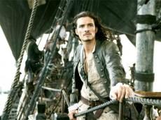 orlando bloom pirates
