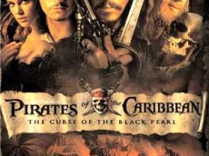 pirates of the caribbean curse black pearl