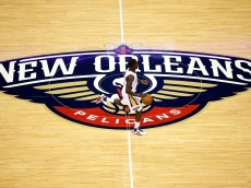 NEW ORLEANS, LA - OCTOBER 30:  Jrue Holiday #11 of the New Orleans Pelicans drives the ball up the court against the Indiana Pacers at the New Orleans Arena on October 30, 2013 in New Orleans, Louisiana. NOTE TO USER: User expressly acknowledges and agrees that, by downloading and/or using this photograph, user is consenting to the terms and conditions of the Getty Images License Agreement.  (Photo by Chris Graythen/Getty Images)