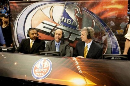 Mark Jackson, JVG, Mike Breen