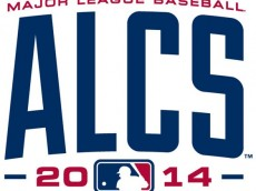 MLB 2014 ALCS logo