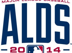 MLB 2014 ALDS logo