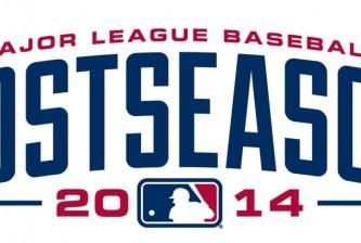 MLB 2014 Postseason.