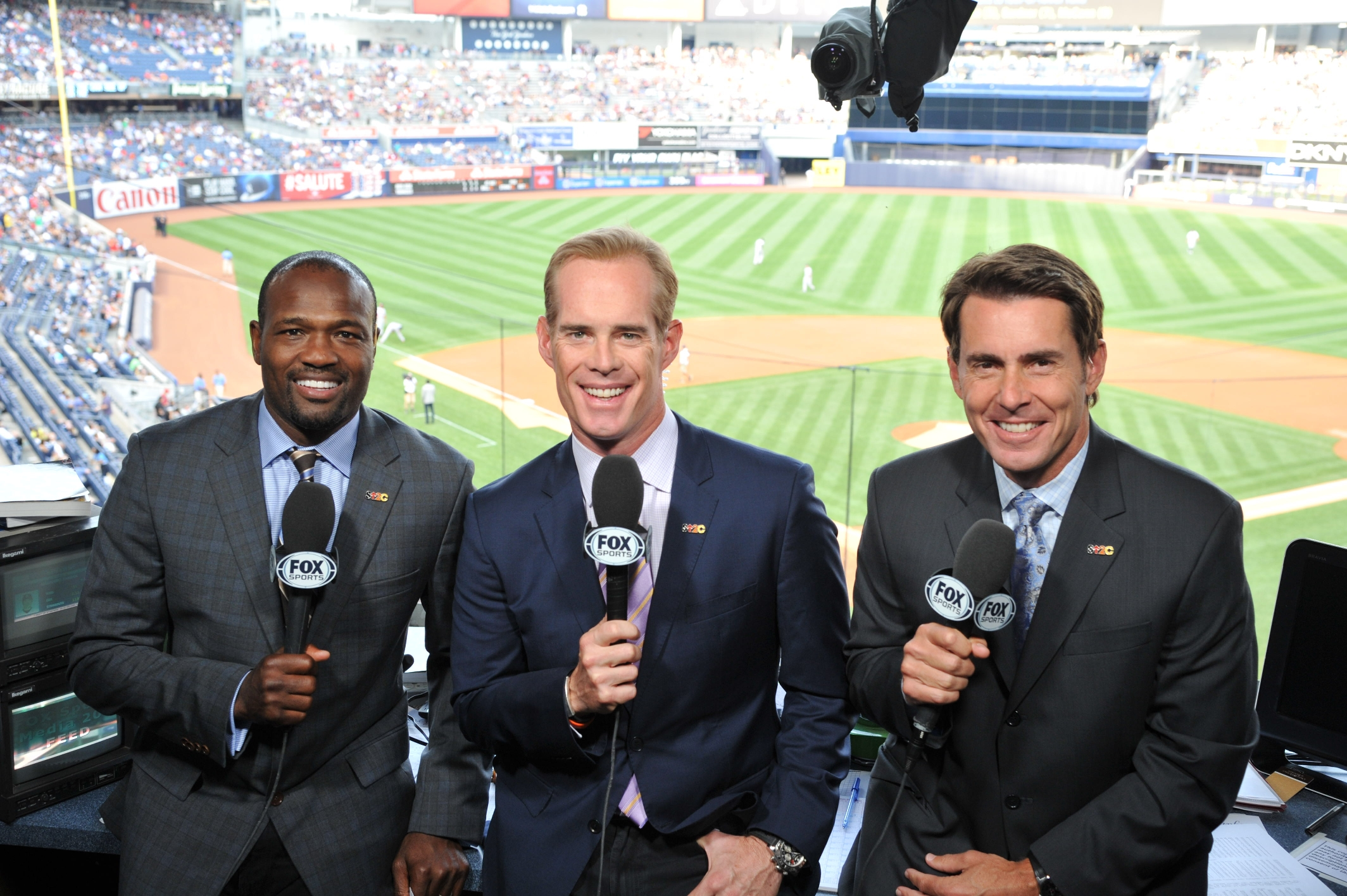 Fox Unveils Its Mlb Postseason Crews Fang S Bites