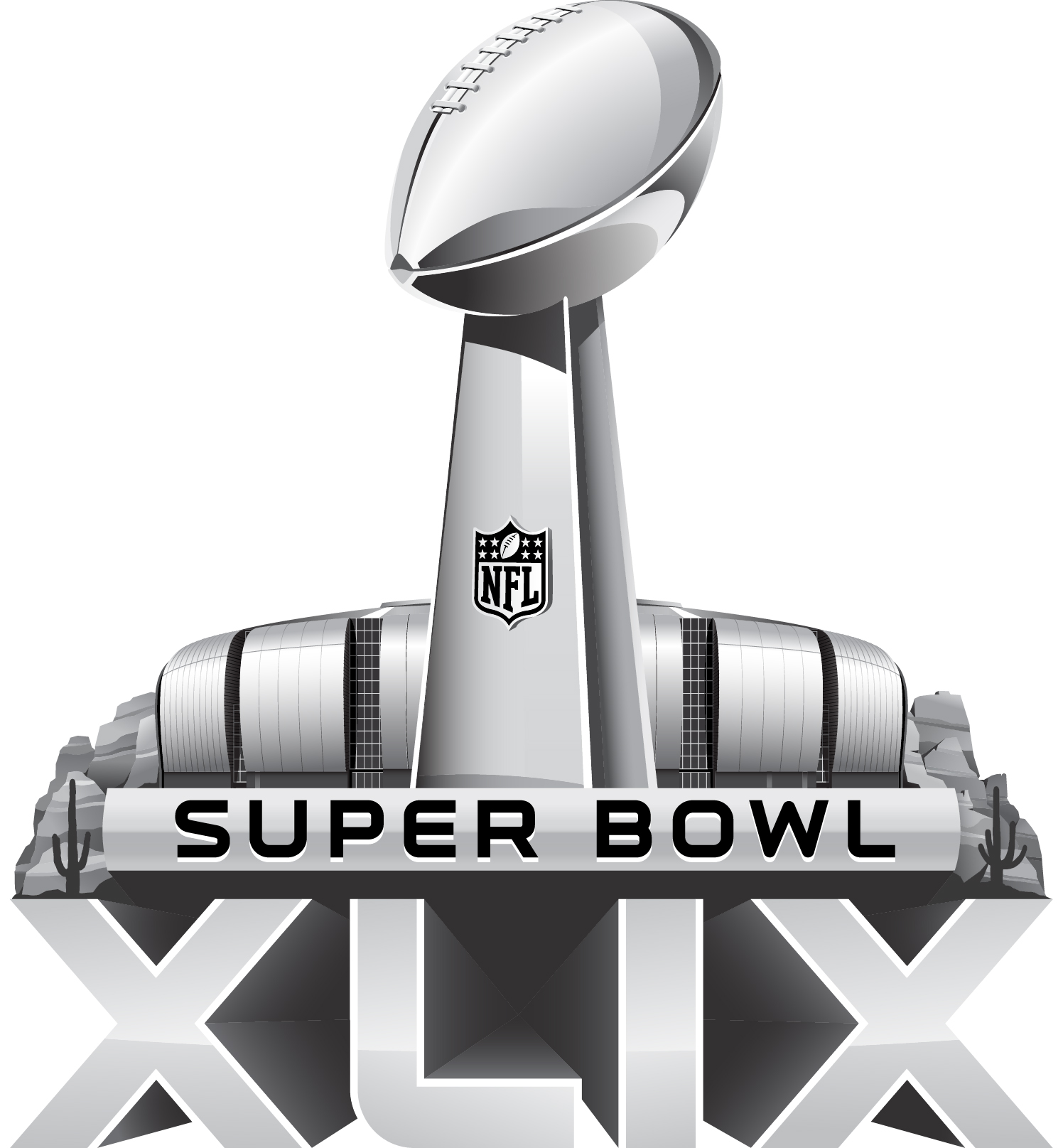 Super Bowl Xlix Logo Png Images & Pictures - Becuo