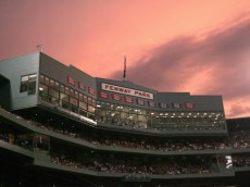 BOSTON - JULY 13: A general view of Fenway Park taken during the game between the Boston Red Sox and the Toronto Blue Jays on July 13, 2007 at Fenway Park in Boston, Massachusetts. (Photo by Elsa/Getty Images)