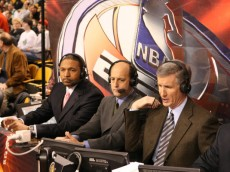 NBA on ABC crew