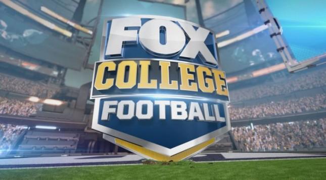 fox ncaa football college football opener