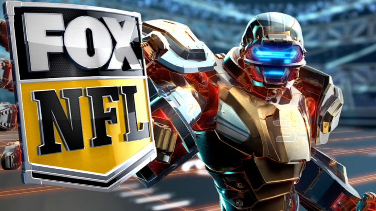 NFL on Fox with Cleatus