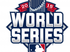 2015 MLB World Series logo