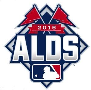 MLB ALDS logo 2015