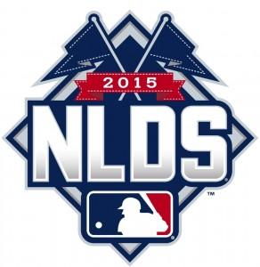 MLB NLDS logo 2015