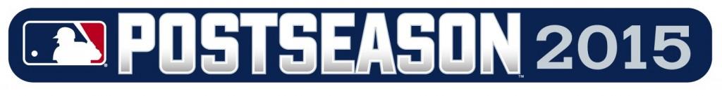 MLB Postseason logo wide