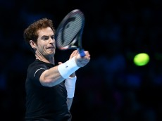 during day four of the Barclays ATP World Tour Finals at the O2 Arena on November 18, 2015 in London, England.