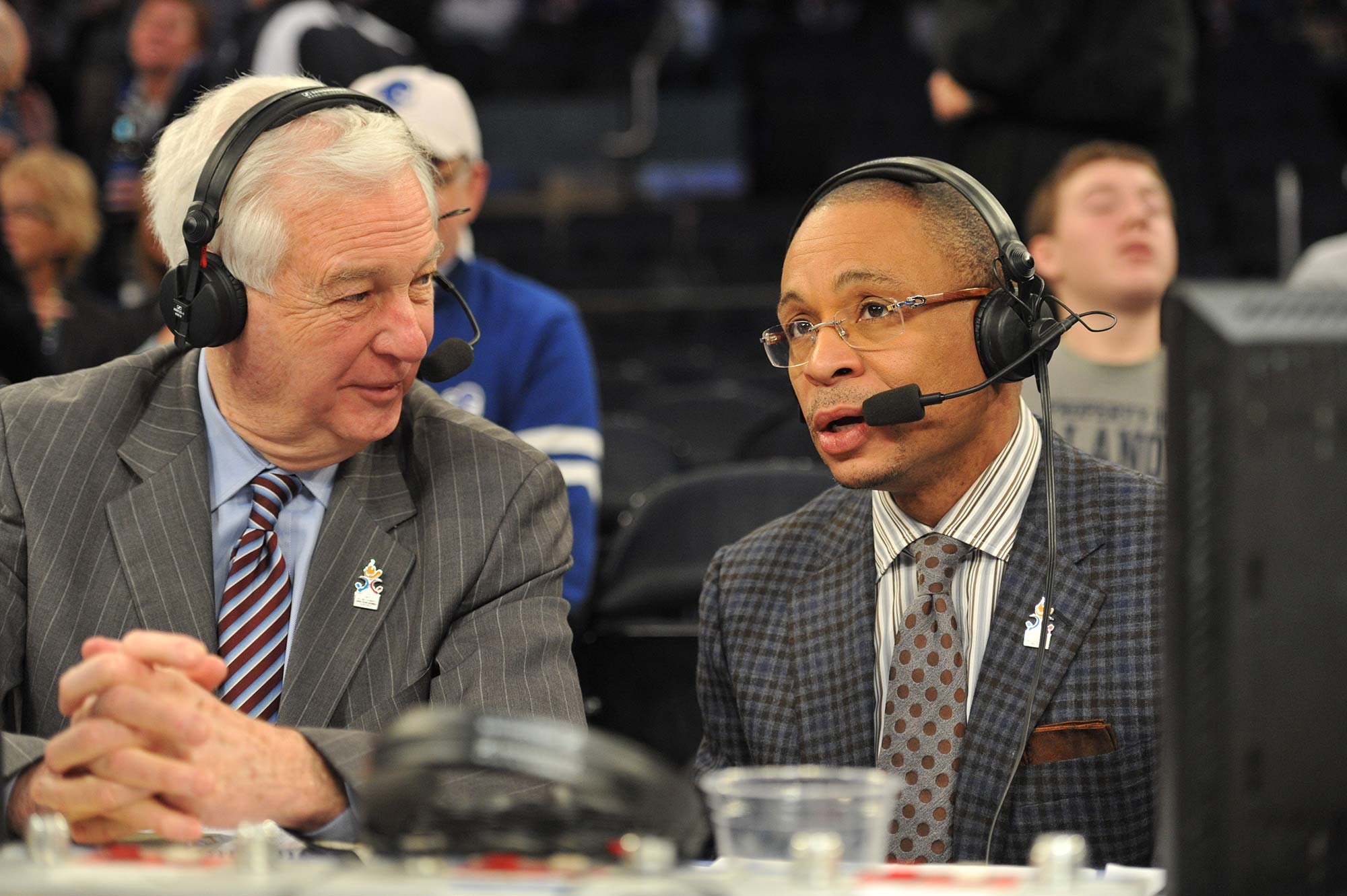 Gus Johnson and Bill Raftery Return as part of Fox s College