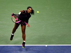 on Day Ten of the 2016 US Open at the USTA Billie Jean King National Tennis Center on September 7, 2016 in the Flushing neighborhood of the Queens borough of New York City.